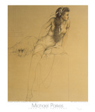 Danae Prints by Michael Parkes
