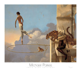 Dream for Rosa Print by Michael Parkes