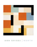 North Prints by Ann Shiogi