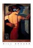 Mirror Dance Posters af Bill Brauer