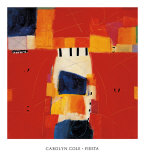 Fiesta Prints by Carolyn Cole