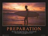 Vorbereitung Poster