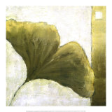 Refreshing Ginko Prints by Ursula Salemink-Roos