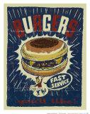 Burgers Kunst af Joe Giannakopoulos