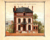 Maison de Campagne, Orne Prints by Laurence David