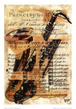 Saxo Print by Troy 