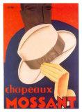 Chapeaux Mossant Posters