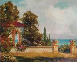 Paradise I Prints by V. Dolgov