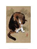 Cat's Feeling Prints by Hu Chen