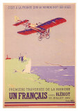 Bleriot 1909 Posters