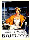 Soir de Paris II Print