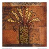 Jazz floral II Pósters por Jill Barton