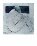 Studies from the Nude II Kunstdruck von Heleen Vriesendorp