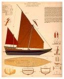 Sambouck, Mer Rouge Prints