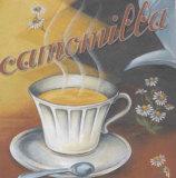 Camomilla Poster por L. Morales