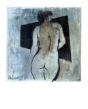 Akt-Studien III Kunstdrucke von Heleen Vriesendorp