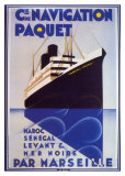 Navigation Paquet Posters