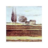 After the Goldbrush Prints by Steffi Wyker