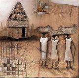 Tiempo de cosecha I Láminas por Jan Eelse Noordhuis
