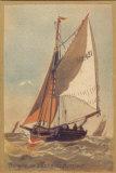 Barque de Peche Prints