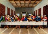 La última cena Pósters
