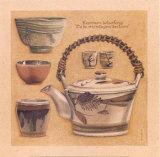 Teekanne II Poster von Laurence David
