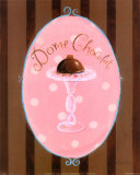 Dome Chocolate Posters by Jennifer Sosik