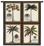 Royal Palm Wall Tapestry