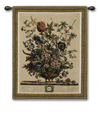 Feb Botanical Wall Tapestry by Robert Furber
