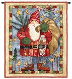 クリスマスを待つ タペストリー : ダイアン・ノット