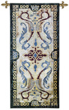 Celtic Design I Wall Tapestry by Abigail Kamelhair
