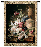 Fleur Du Siecle Wall Tapestry