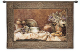Rustic Reflections Wall Tapestry by Linda Thompson