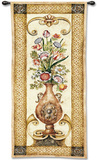 Edens Botanical II Wall Tapestry by  Augustine (Joseph Grassia)