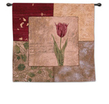 Seasons IV Wall Tapestry by Kimberly Baker