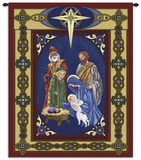 Nativity Wall Tapestry