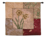 Seasons III Wall Tapestry by Kimberly Baker