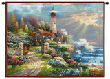 Coastal Splendor Wall Tapestry by James Lee
