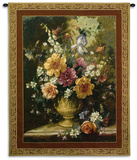 Nature's Glory IV Wall Tapestry by Albert Williams