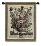 Dec Botanical Wall Tapestry by Robert Furber