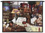 Maggie la lianta Tapiz por Charles Wysocki
