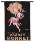 Monnet Wall Tapestry by Leonetto Cappiello