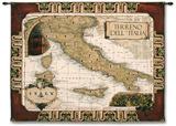 El país del vino italiano Tapiz
