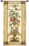 Edens Botanical I Wall Tapestry by  Augustine (Joseph Grassia)