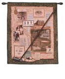Fore II Wall Tapestry by Sally Ray Cairns