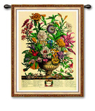 Sept Botanical Wall Tapestry by Robert Furber