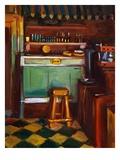Kampala Bar Giclee Print by Pam Ingalls