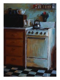 Deirdre's Kitchen III Giclee Print by Pam Ingalls