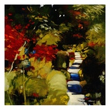 Shady Side Giclee Print by Lou Wall