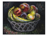 Bowl of Fruit Giclee Print by Robert McIntosh